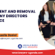 APPOINTMENT AND REMOVAL OF COMPANY DIRECTORS FROM OFFICE - APPOINTMENT AND REMOVAL OF COMPANY DIRECTORS FROM OFFICE - Angualia Busiku & Co. Advocates